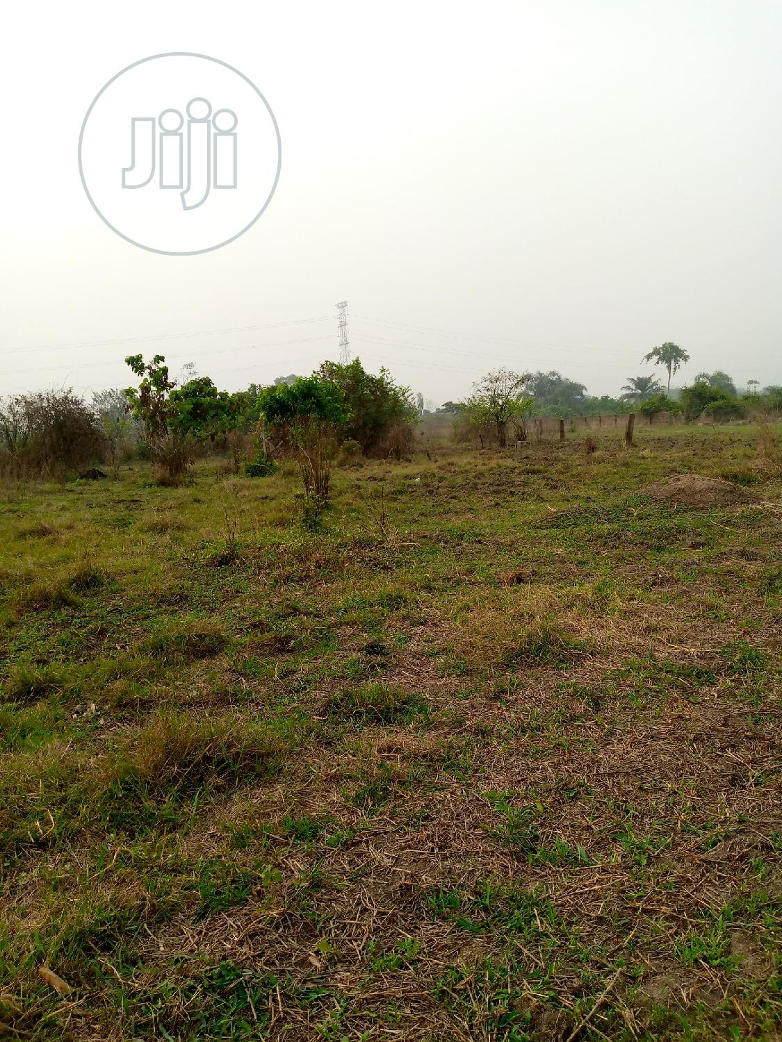 Plots Of Land(2) For Sale At Magboro.