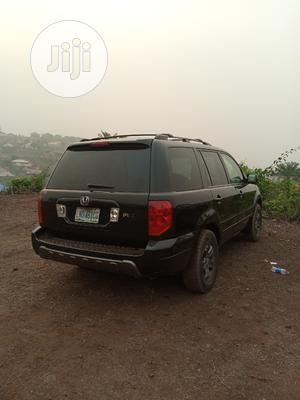 Honda Pilot 2005 EX 4x4 (3.5L 6cyl 5A) Black | Cars for sale in Ogun State, Abeokuta South