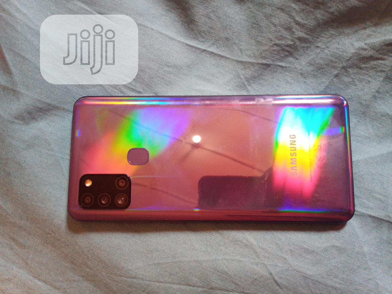 Samsung Galaxy A21s 64 GB   Mobile Phones for sale in Gaduwa, Abuja (FCT) State, Nigeria