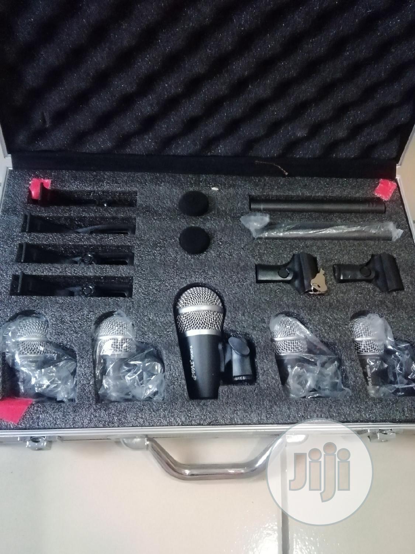 Pyle PDKM 7 Drum Set Microphone Kits