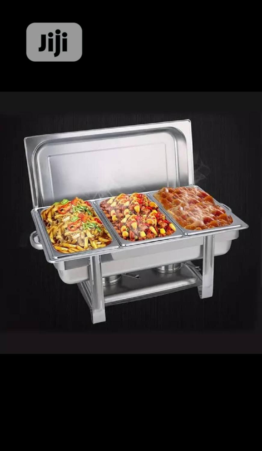 Chafing Dish(3 in One)