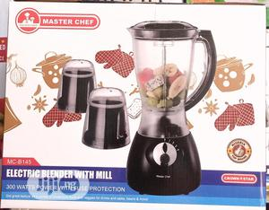 Master Chef 3 in 1 Electric Blender With Mill | Kitchen Appliances for sale in Lagos State, Ifako-Ijaiye