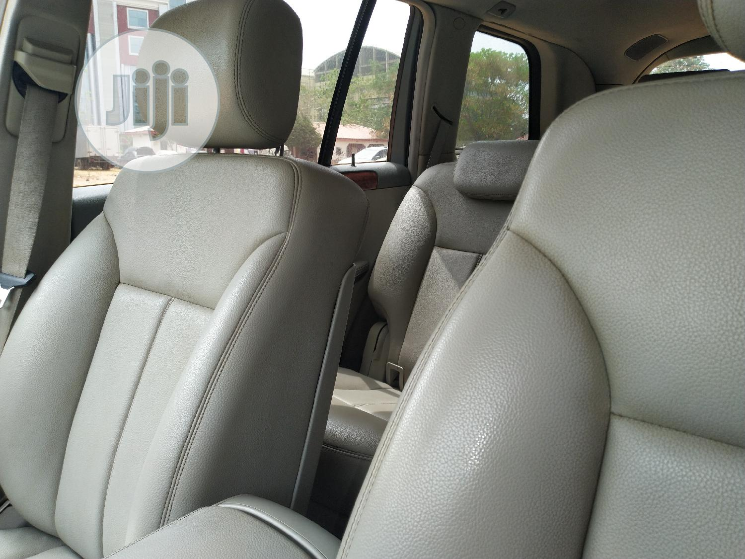 Mercedes-Benz GL Class 2007 GL 450 Silver   Cars for sale in Central Business Dis, Abuja (FCT) State, Nigeria