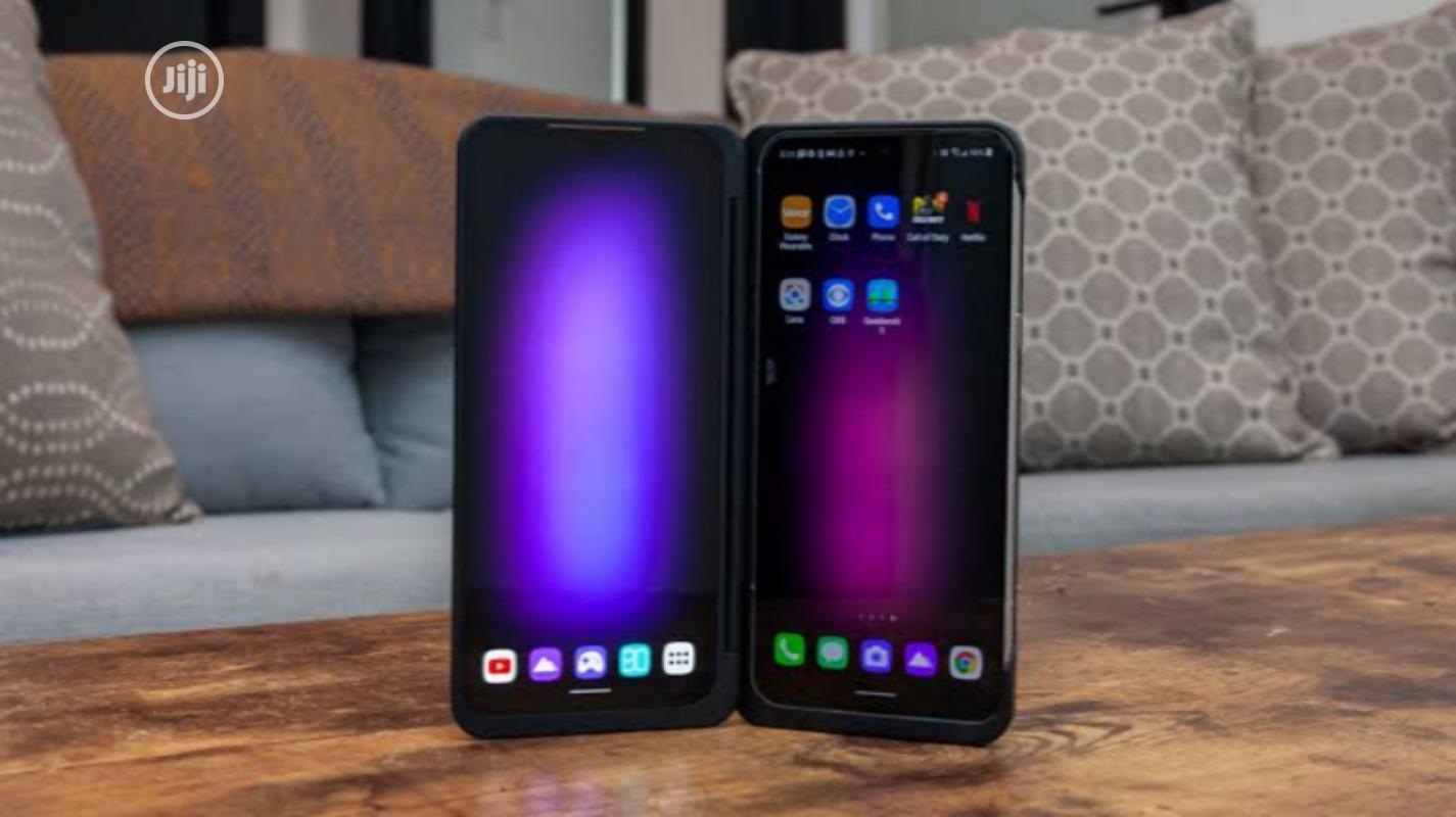 LG V60 ThinQ 128 GB Blue | Mobile Phones for sale in Aba South, Abia State, Nigeria