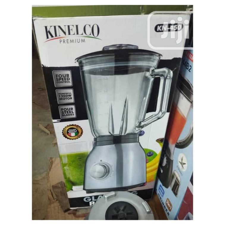 Kinelco Blender (1200 Watts)