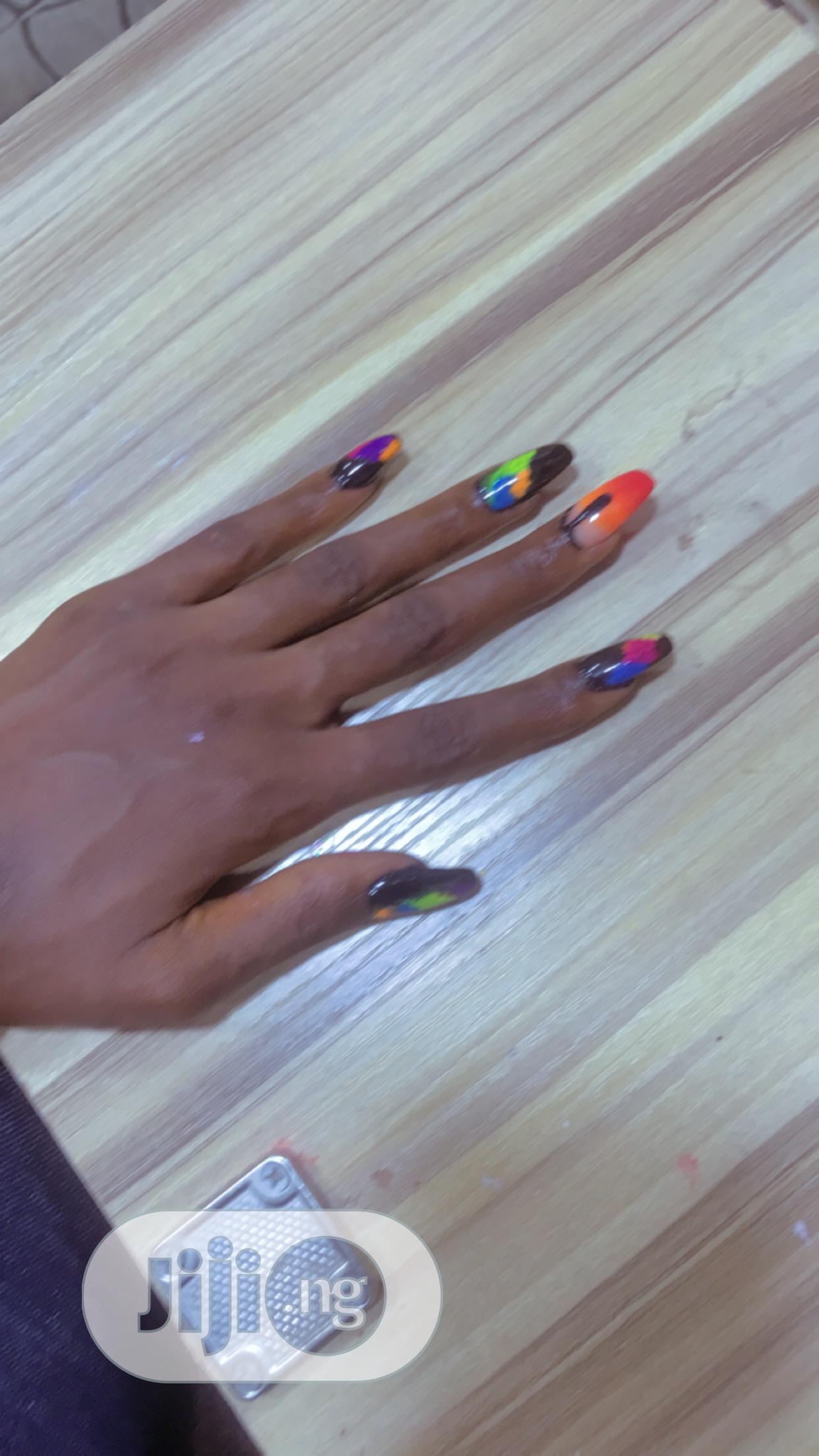Nails And Pedicure/Manicure | Health & Beauty Services for sale in Port-Harcourt, Rivers State, Nigeria