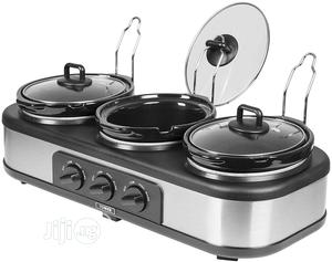 Tower Three Pot Slow Cooker, Food Warmer and Buffet Server   Kitchen & Dining for sale in Lagos State, Surulere