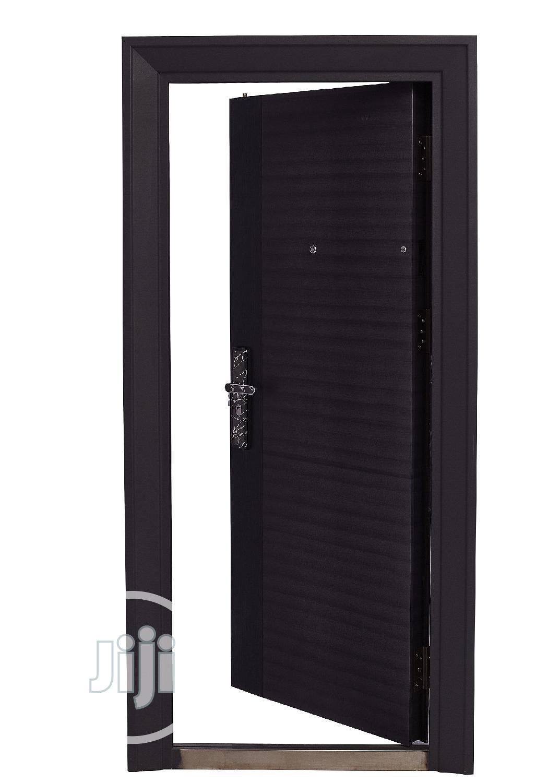 Fyj2 90MM Solid Security Door | Doors for sale in Warri, Delta State, Nigeria