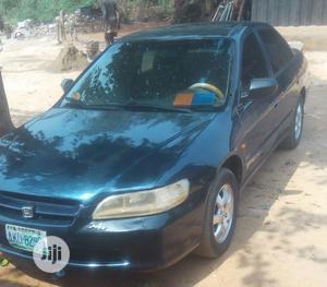 Honda Accord 2002 2.0 SE Blue   Cars for sale in Anambra State, Awka