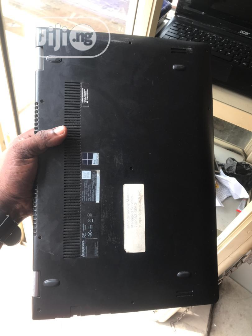 Archive: Laptop Lenovo Flex 3 8GB Intel Core I7 HDD 500GB