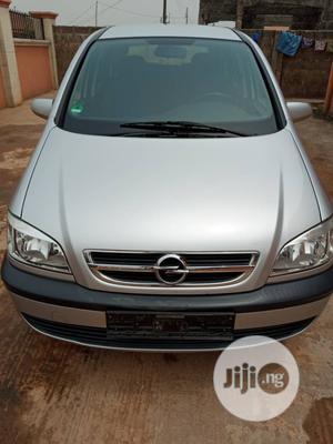 Opel Zafira 2003 Silver   Cars for sale in Edo State, Benin City