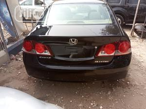 Honda Civic 2009 Black | Cars for sale in Abuja (FCT) State, Central Business Dis