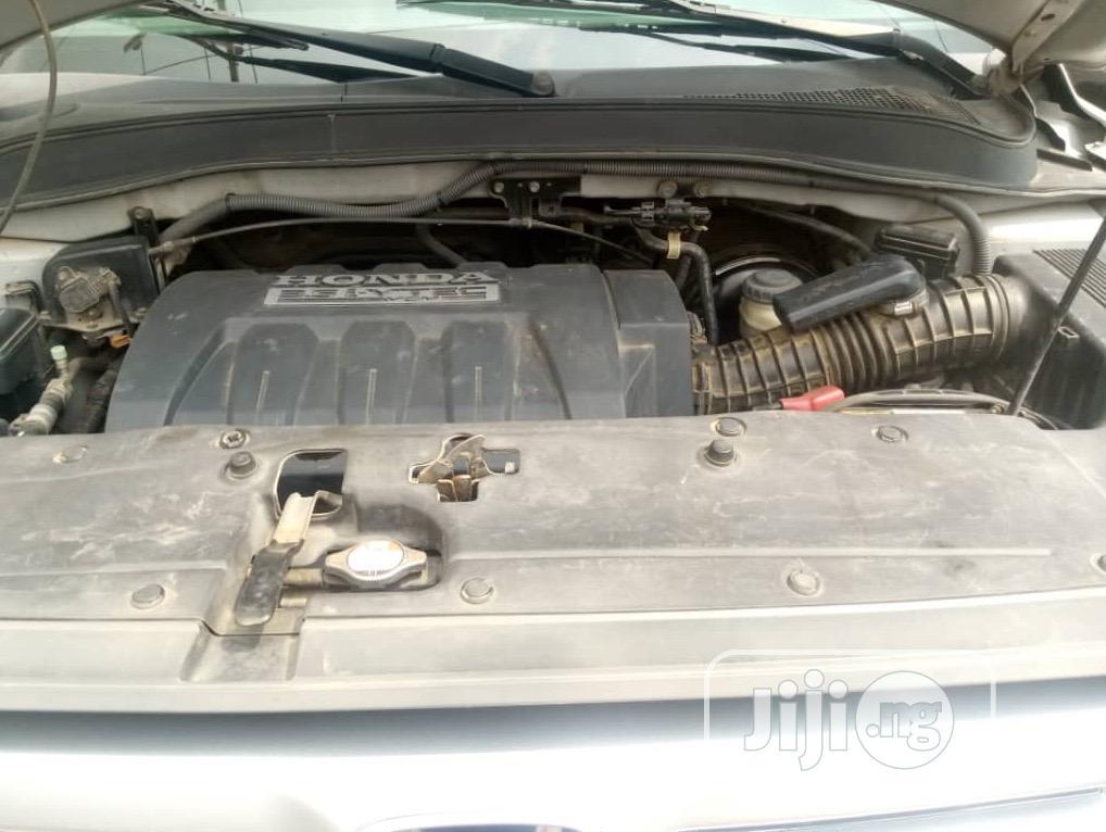 Archive: Honda Pilot 2008 EX 4x4 (3.5L 6cyl 5A) Silver