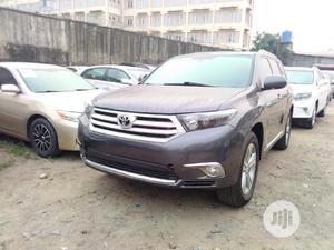 Toyota Highlander 2012 Limited Gray   Cars for sale in Lagos State, Isolo