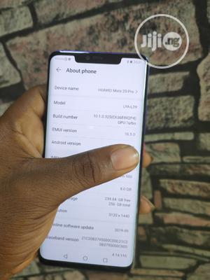 Huawei Mate 20 Pro 256 GB   Mobile Phones for sale in Lagos State, Ikeja