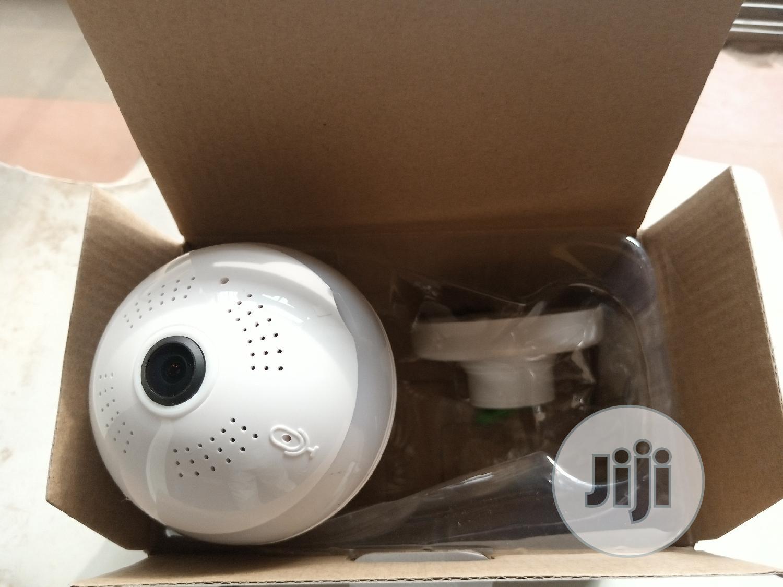 Archive: CCTV Wifi Bulb Camera