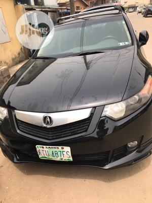 Acura TSX 2009 Automatic Tech Package Black   Cars for sale in Lagos State, Ikeja