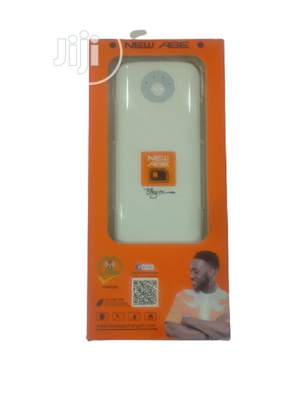 New Age15600mah Mobile Power Bank   Accessories for Mobile Phones & Tablets for sale in Ikeja, Lagos State, Nigeria