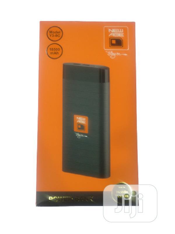 New Age18500mah Mobile Power Bank