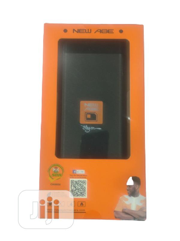 New Age 22500mah Power Bank | Accessories for Mobile Phones & Tablets for sale in Ikeja, Lagos State, Nigeria