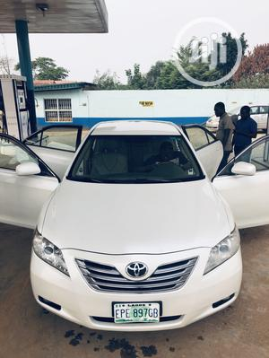 Toyota Camry 2008 2.4 XLi Automatic White   Cars for sale in Lagos State, Ojodu
