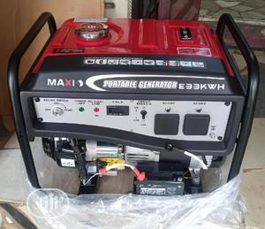 Brand New Maxi Generator 3.3kw/ 4kva 100%Copper Oil Alret | Electrical Equipment for sale in Lagos State, Ojo