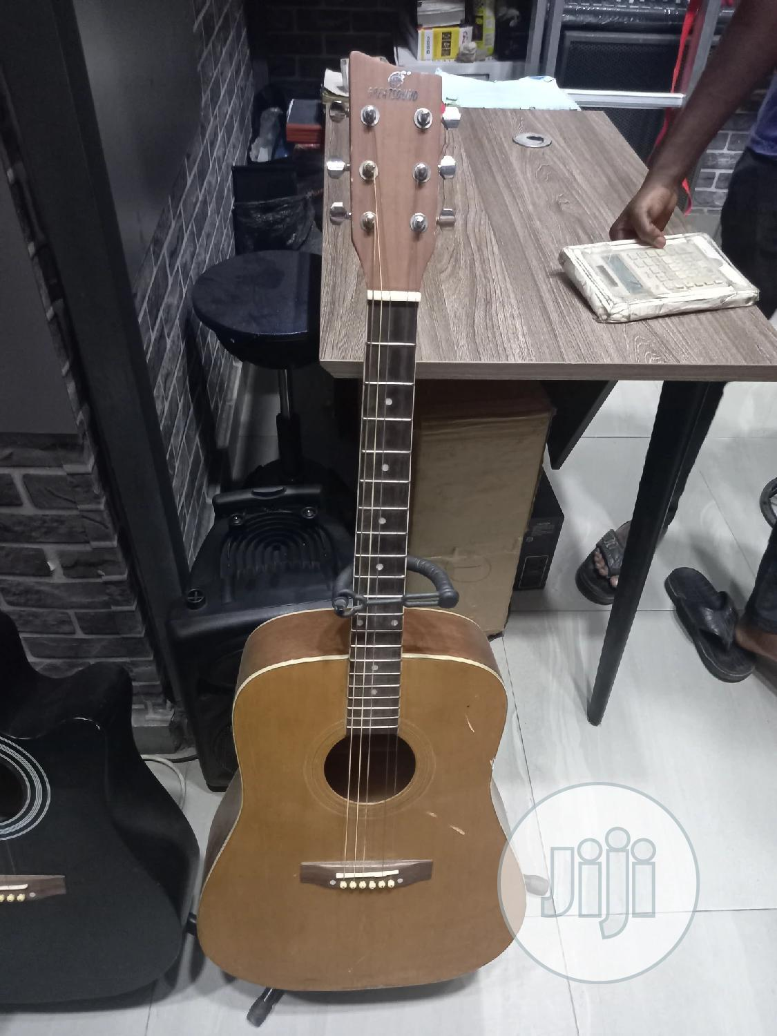 41inchs Box Guitar | Musical Instruments & Gear for sale in Ikeja, Lagos State, Nigeria