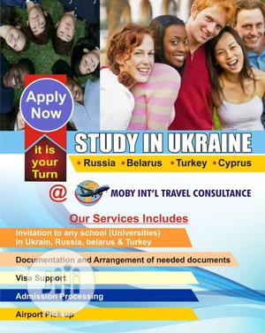 Study in Ukraine | Travel Agents & Tours for sale in Abuja (FCT) State, Jabi