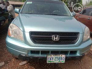 Honda Pilot 2004 Blue   Cars for sale in Abuja (FCT) State, Central Business Dis