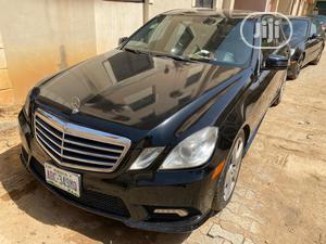 Mercedes-Benz E350 2011 Black | Cars for sale in Abuja (FCT) State, Mabushi