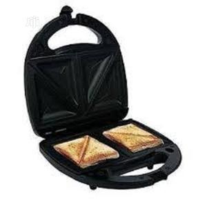 Polystar Sandwich Bread Toaster Pv-Swb815b Jl08 | Kitchen Appliances for sale in Lagos State, Alimosho