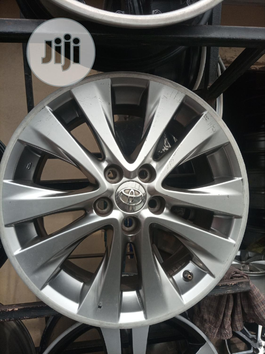 Size 18 Inches for Toyota or Lexus Available Etc