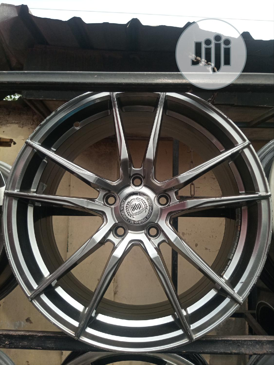 Size 18 Rim for Any Car Etc