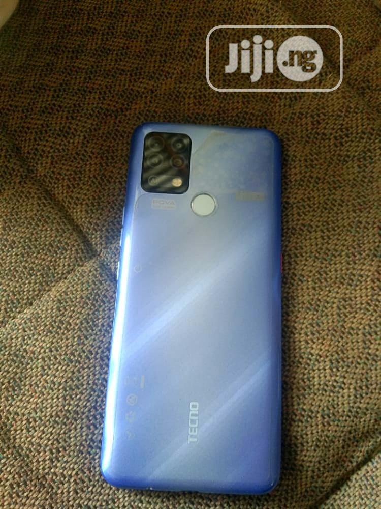 Tecno Pova 128 GB Blue