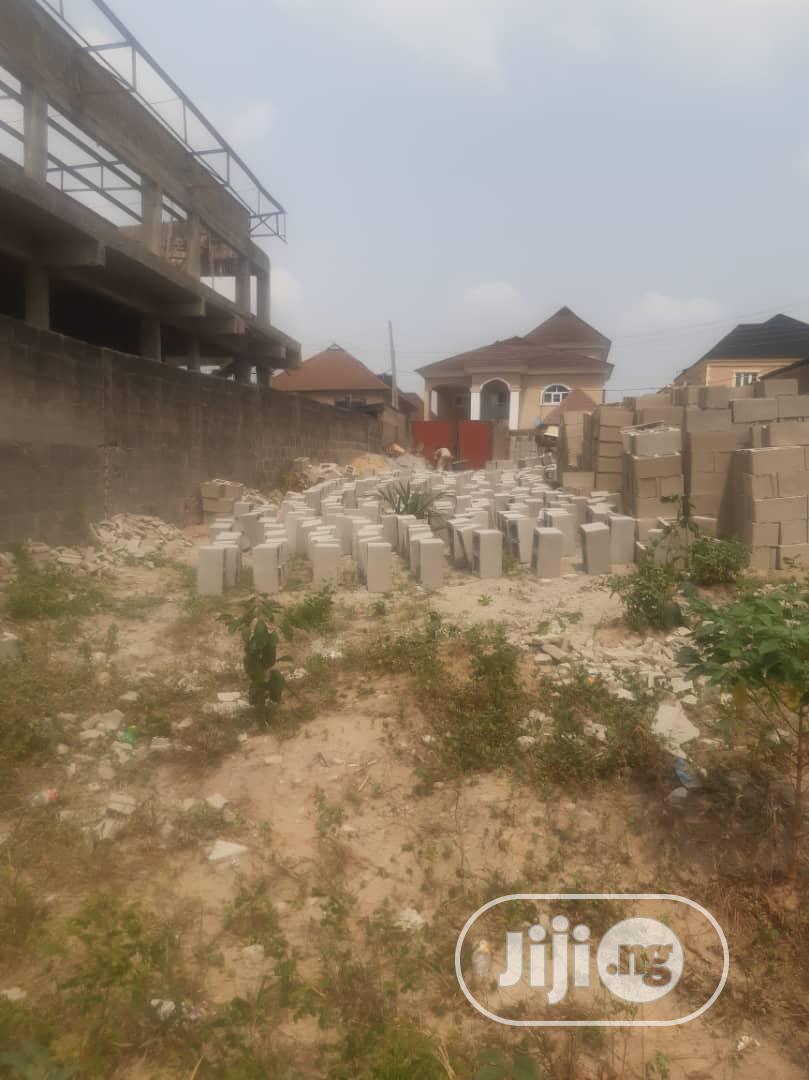 Industrial Land for Sale at Magodo Isheri