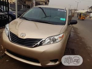 Toyota Sienna 2012 7 Passenger Gold | Cars for sale in Lagos State, Isolo