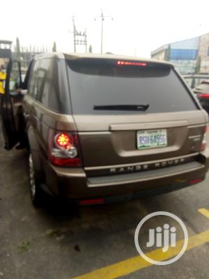 Land Rover Range Rover Sport 2011 HSE 4x4 (5.0L 8cyl 6A) Gray | Cars for sale in Rivers State, Port-Harcourt