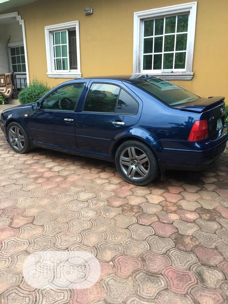 Volkswagen Jetta 2004 Blue | Cars for sale in Oshimili South, Delta State, Nigeria