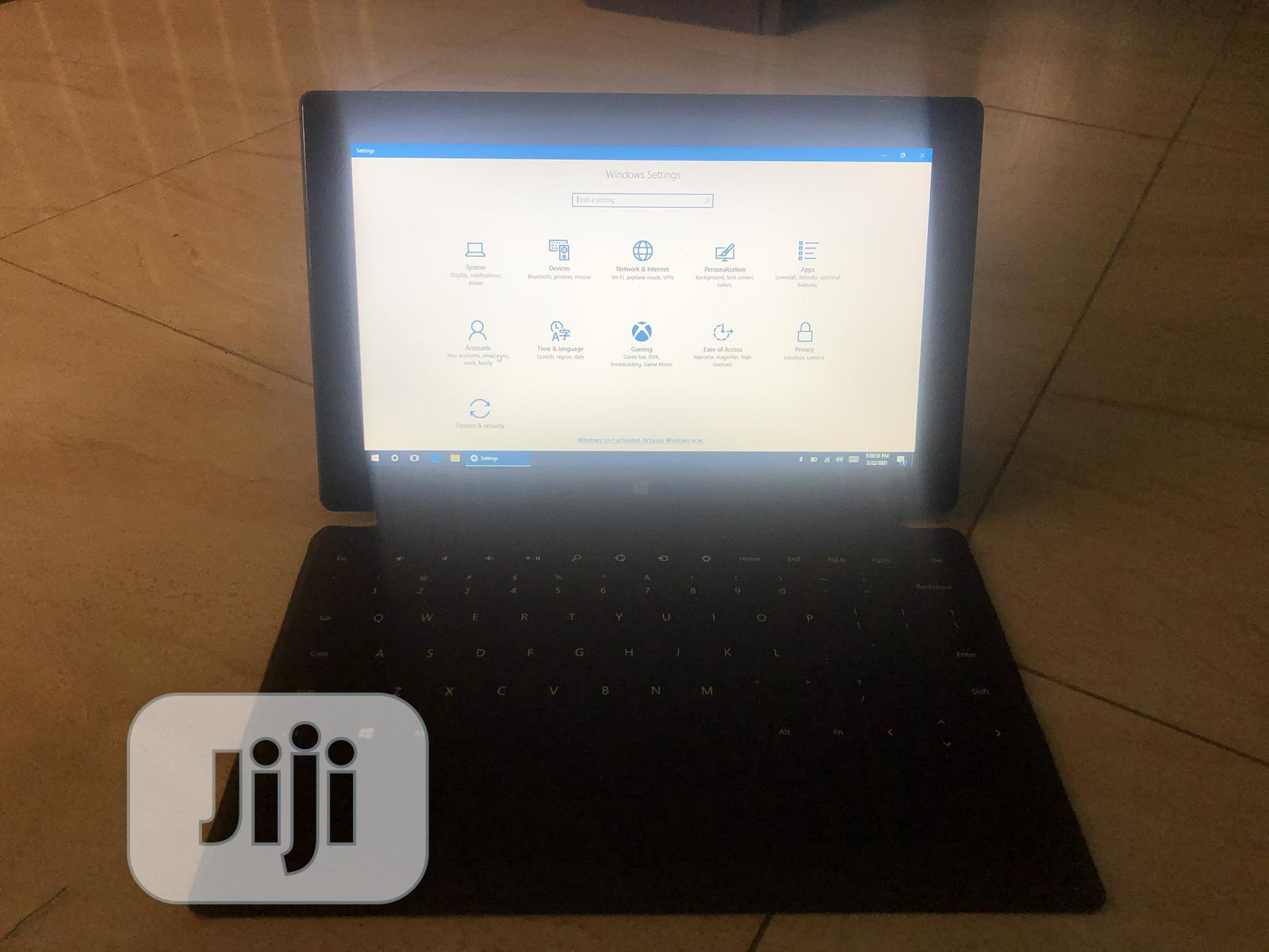 Microsoft Surface 32 GB Black | Tablets for sale in Ikeja, Lagos State, Nigeria