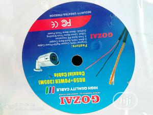RG 59 + Power Coaxial Cable | Security & Surveillance for sale in Edo State, Benin City