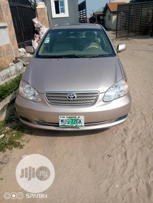 Toyota Corolla 2004 1.4 D Automatic Gold | Cars for sale in Lagos State, Ajah