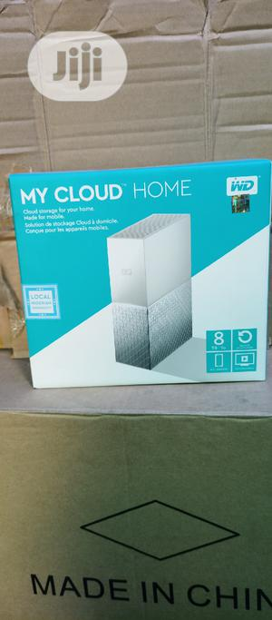 WD My Cloud Home 8tb | Computer Accessories  for sale in Lagos State, Ikeja