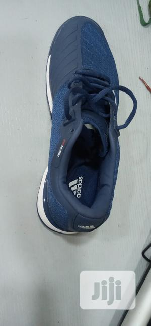 Lawn Tennis Canvas Addidas Blue Color | Sports Equipment for sale in Lagos State, Surulere