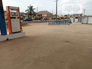 A Filling Station on 2plots of Land | Commercial Property For Sale for sale in Ipaja, Ayobo