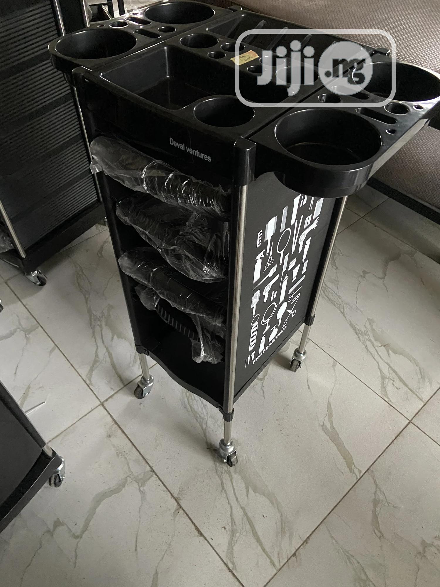Saloon And Spa Trolleys | Salon Equipment for sale in Amuwo-Odofin, Lagos State, Nigeria