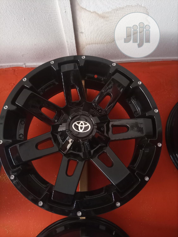 Size 20 Inches Toyota Tundra Land Cruiser Prado .Lexus570