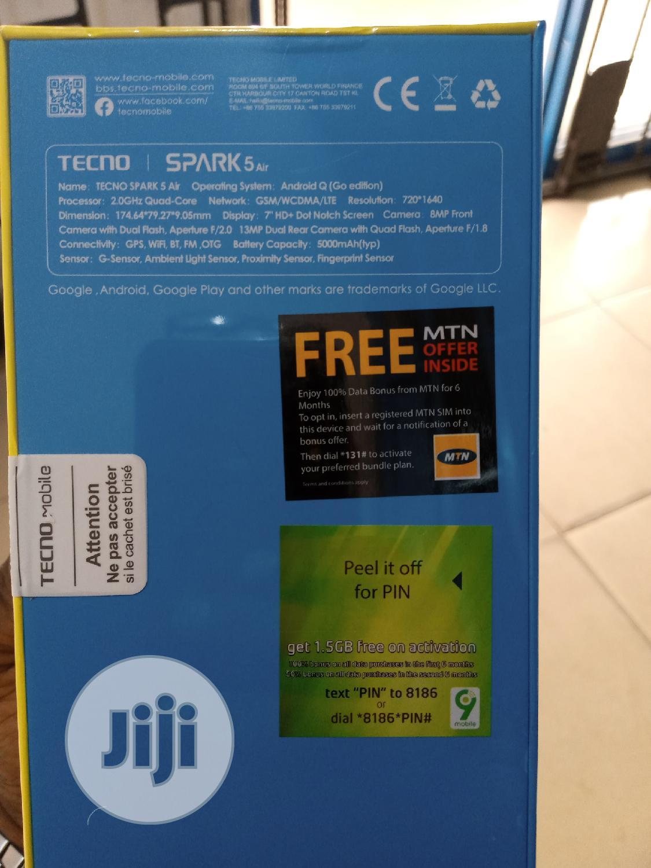 Archive: New Tecno Spark 5 Air 32 GB Black
