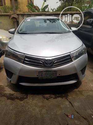 Toyota Corolla 2014 Silver | Cars for sale in Lagos State, Ifako-Ijaiye