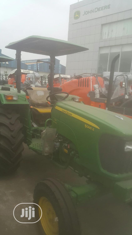 Brand New 5065E John Deere Tractor   Heavy Equipment for sale in Bida, Niger State, Nigeria
