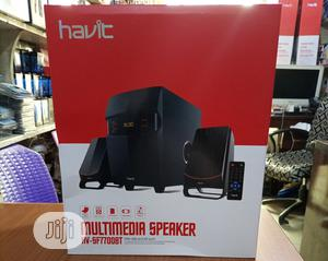 Multi Media Speaker With Usb And Sdport   Audio & Music Equipment for sale in Lagos State, Ikeja